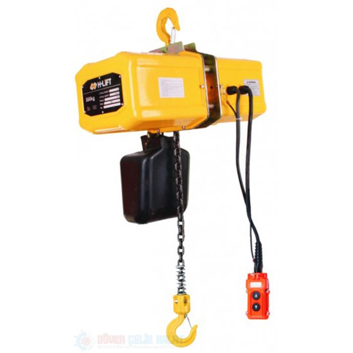 ELECTRIC CHAIN HOIST EHC TYPE