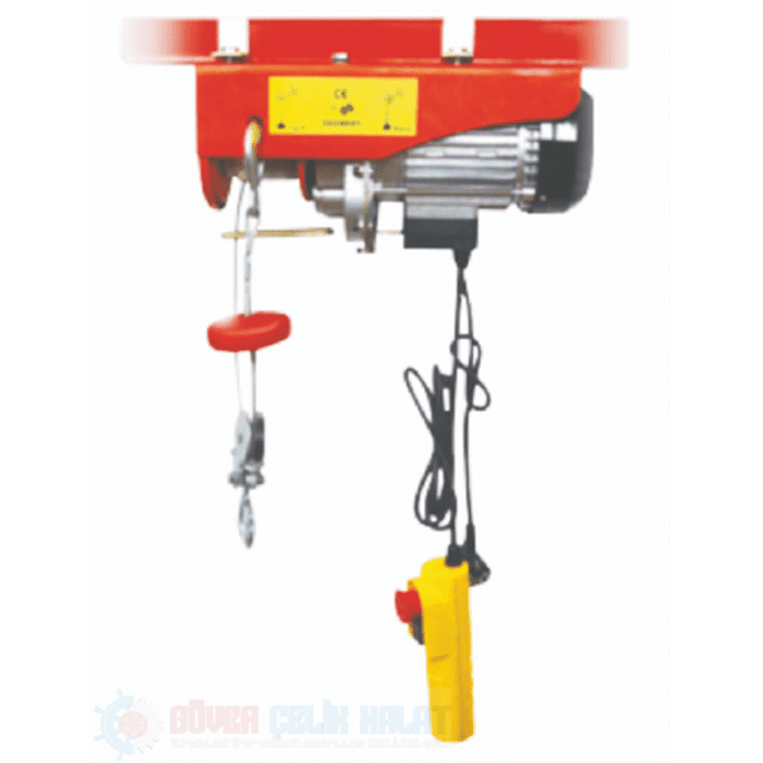MINI ELECTRIC WIRE ROPE HOIST, FAST SPEED EWH-İ TYPE
